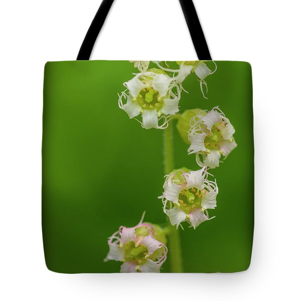 Fringed Cups Tote Bag