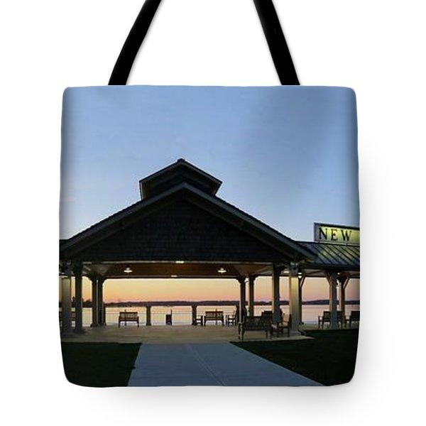 Frink Park Clayton Tote Bag