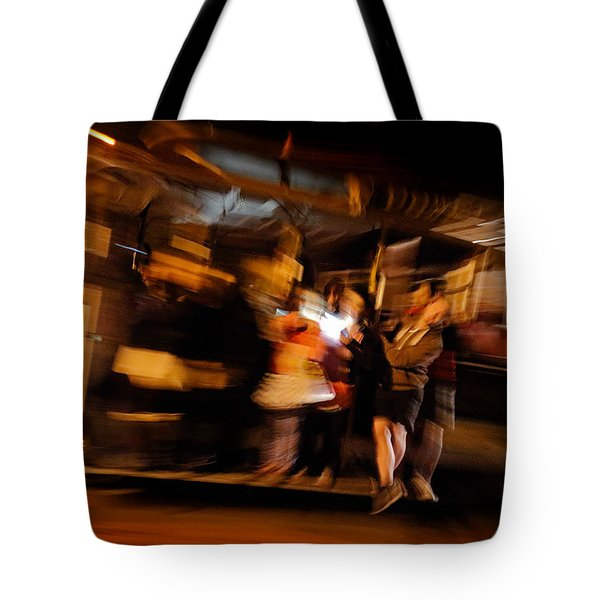 Frisco Joy Tote Bag