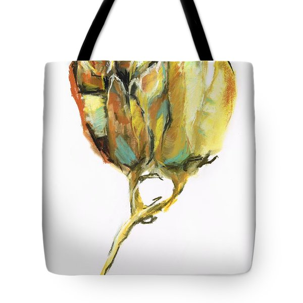 Fritillaria Tote Bag by Frances Marino
