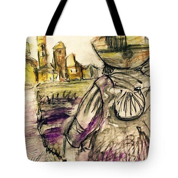 Fromista Espana Tote Bag