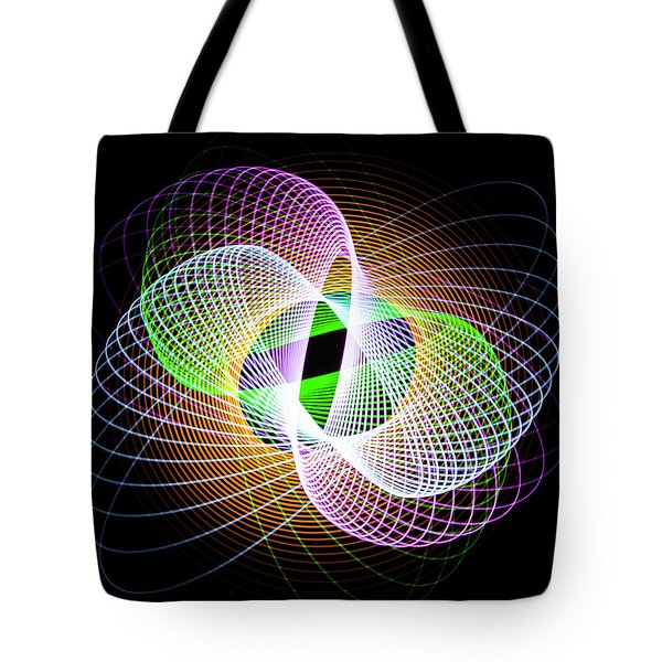 Frog Eye Tote Bag