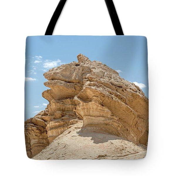 Frog Rock Tote Bag