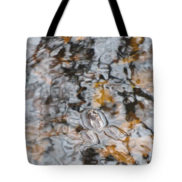 Froggy Abstract 1031 Tote Bag