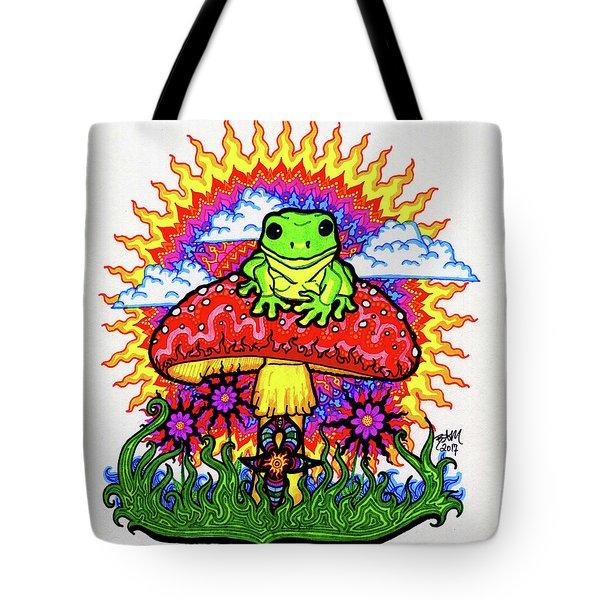 Froggy For Mukunda Tote Bag
