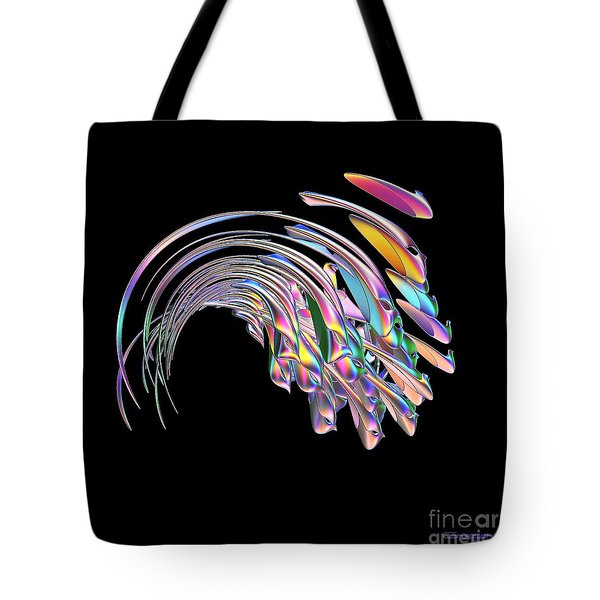 Frolicking Fishes  Tote Bag