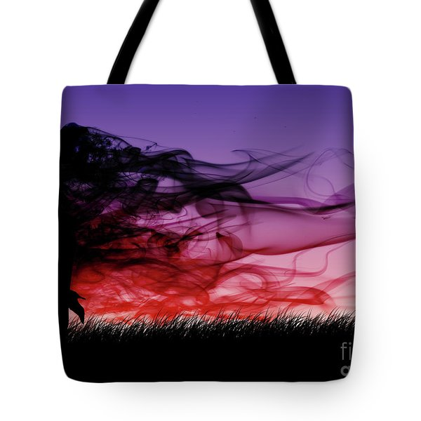 Frolicking Through The Meadow Tote Bag
