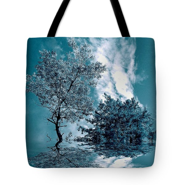 Frollicking Tote Bag