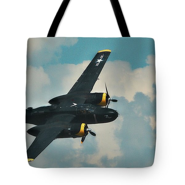 From Above Tote Bag