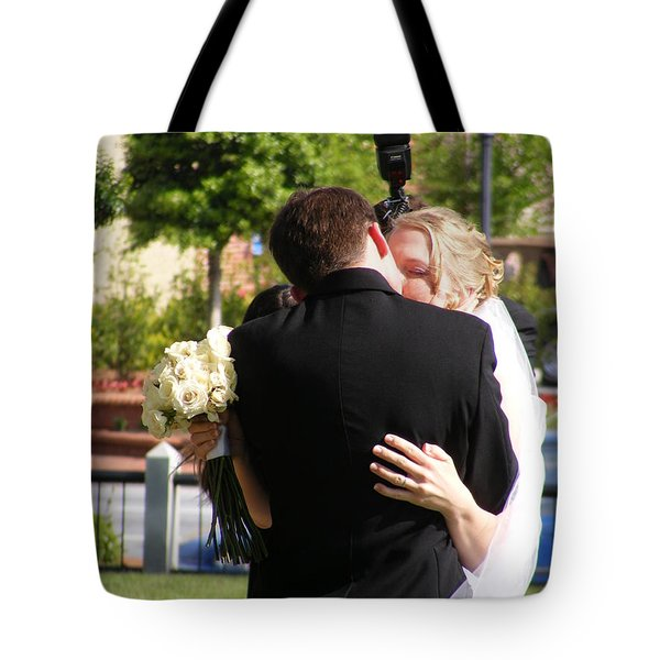 From All Sides Tote Bag by Adam Cornelison