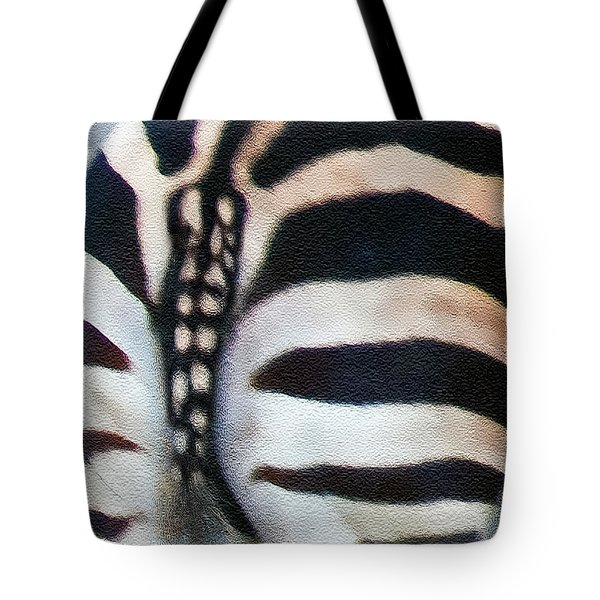 From Behind Tote Bag by Hanny Heim