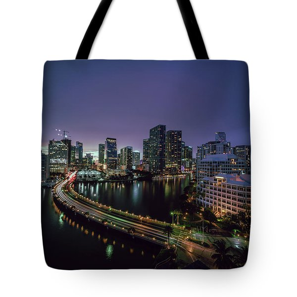 from Brickell Key II Tote Bag