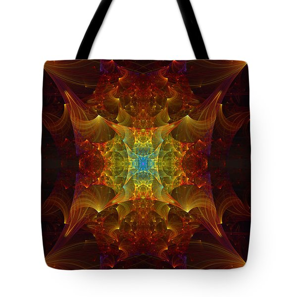 From Chaos Arisen Tote Bag