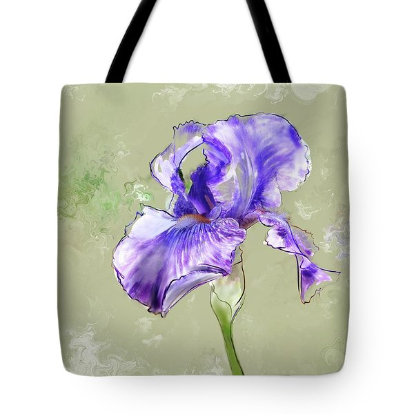 From Charlotte's Garden Tote Bag