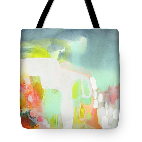 From China With Love Tote Bag