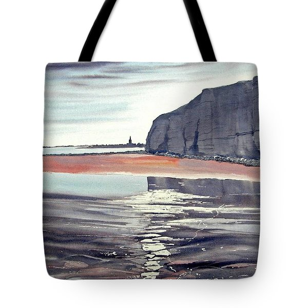 From Dane's Dyke Towards Bridlington Tote Bag