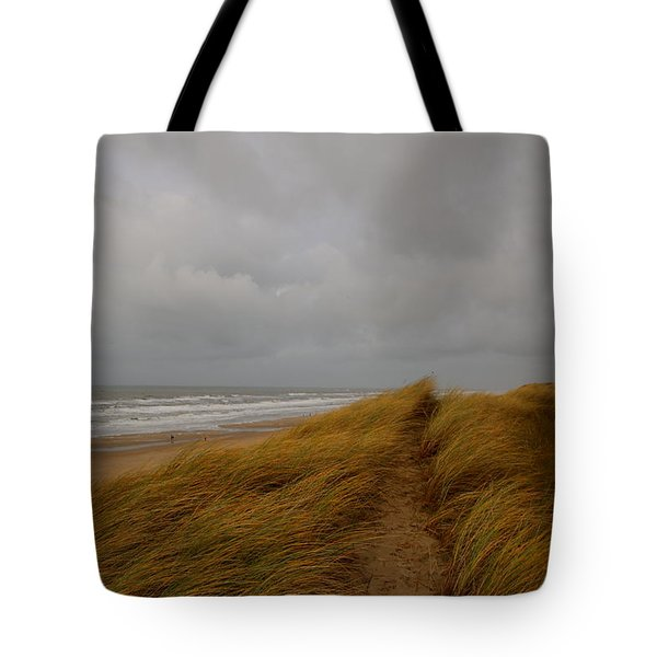 From Dunes To Sea Tote Bag