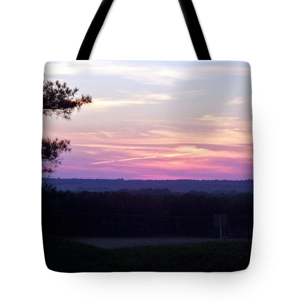 Tote Bag featuring the photograph From Here To Eternity by Betty Northcutt