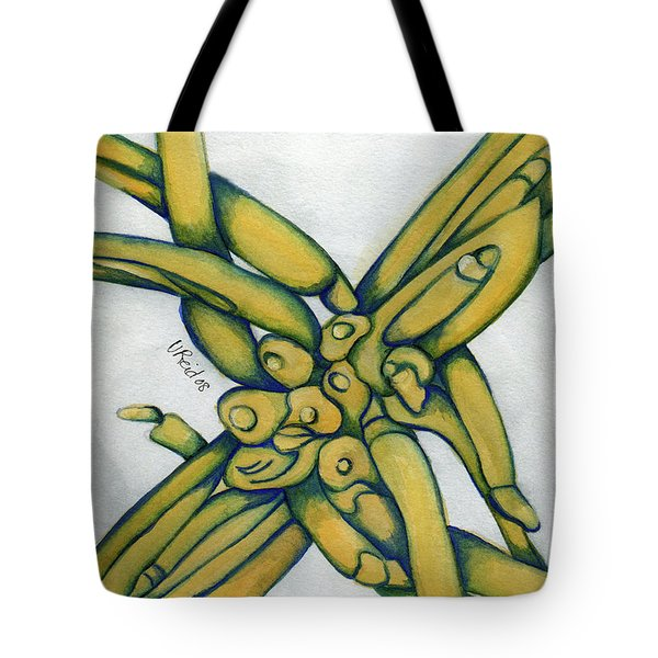 From My Garden 2 Tote Bag by Versel Reid