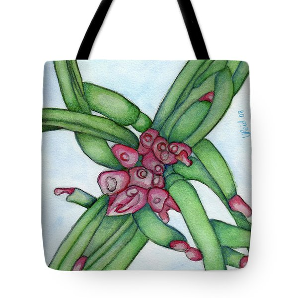 From My Garden 3 Tote Bag by Versel Reid