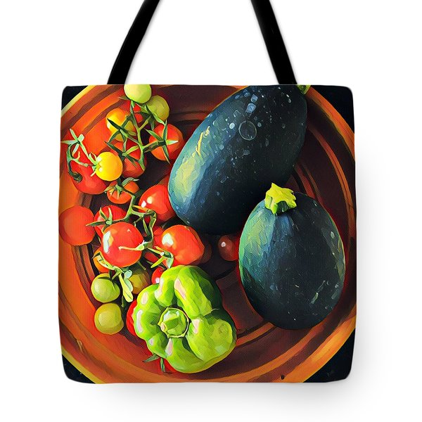 From My Garden Tote Bag