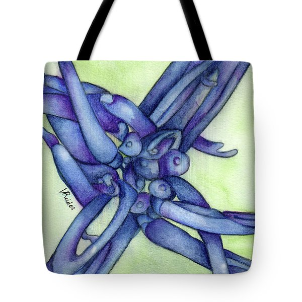 From My Garden1 Tote Bag by Versel Reid