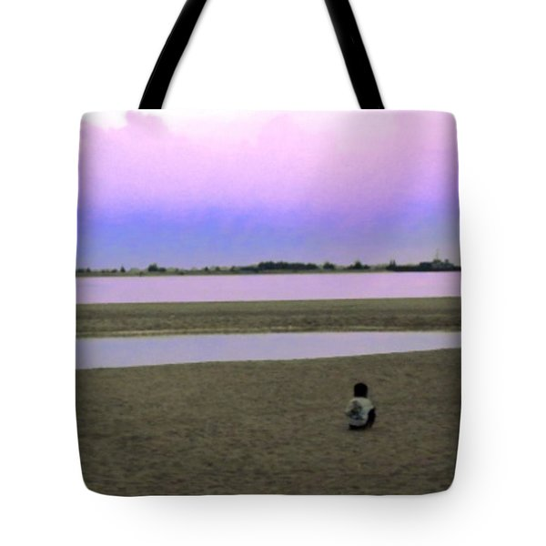 From My #photoarchive... Lonely #child Tote Bag