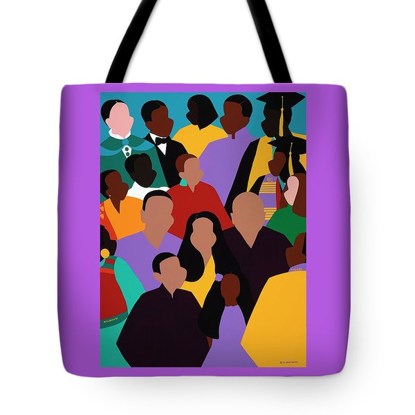 From Our Founding To Our Future Tote Bag