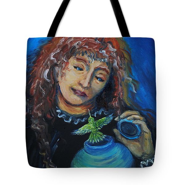 From Our Sweet Mother's Ashes Tote Bag by Dawn Senior-Trask