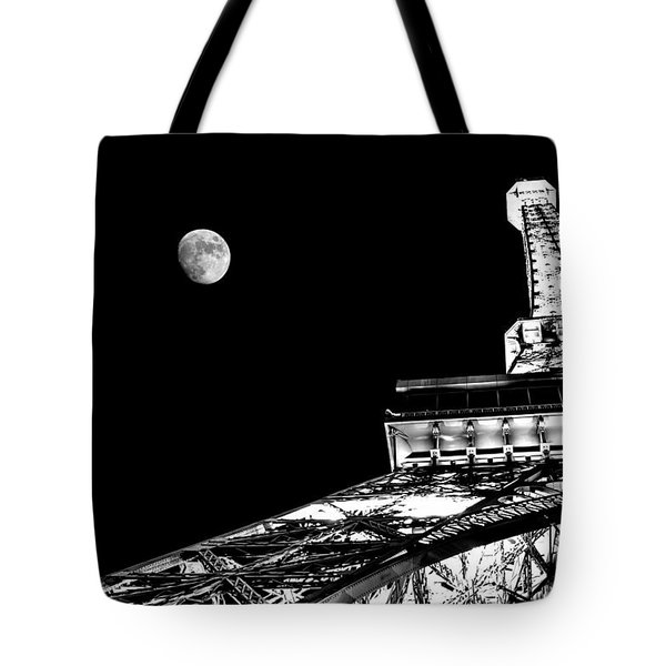 From Paris With Love Tote Bag by Az Jackson