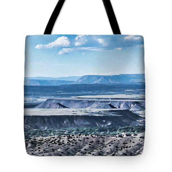 From Placitas Tote Bag