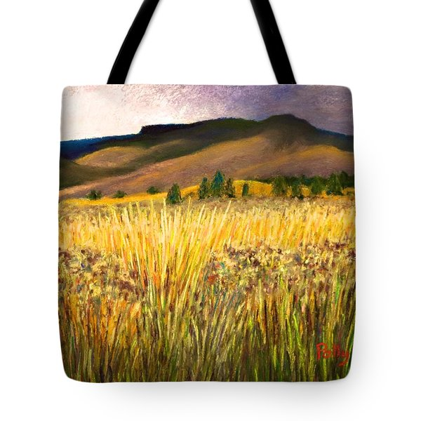 From Storm Into Sunshine Tote Bag