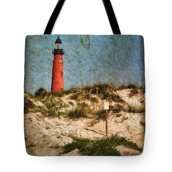 From The Beach Tote Bag