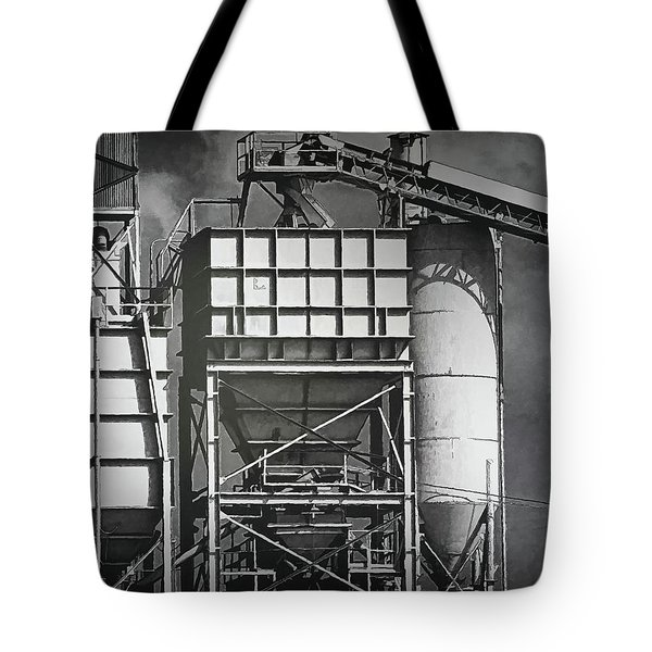 From The Big Toolbox Tote Bag by Wendy J St Christopher