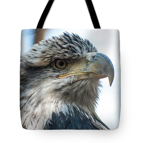 From The Bird's Eye Tote Bag