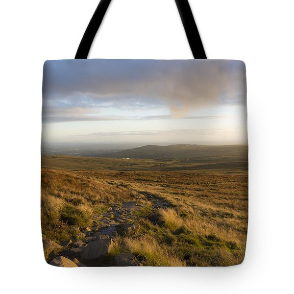 From The Black Mountain Tote Bag