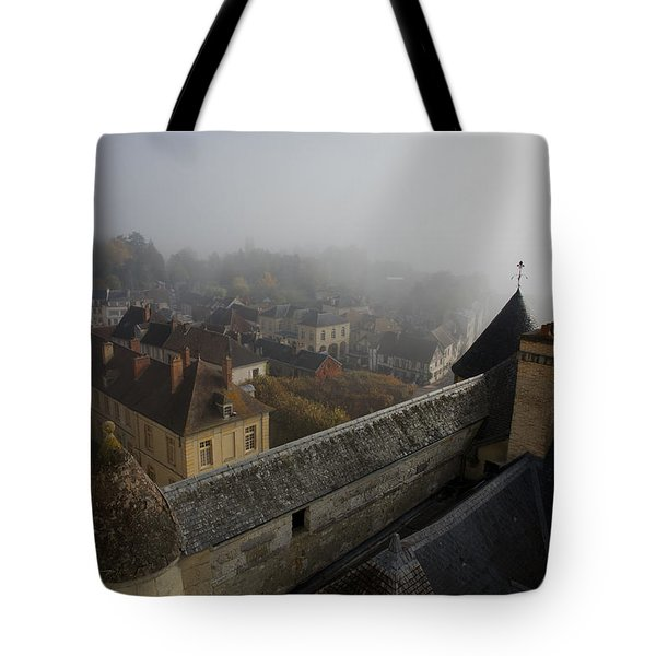 From The Castle Keep Tote Bag by Hugh Smith