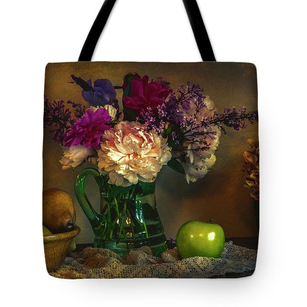 From The Garden To The Table Tote Bag by John Rivera