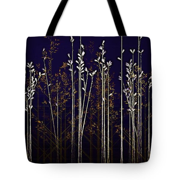 From The Grass We Creep Tote Bag