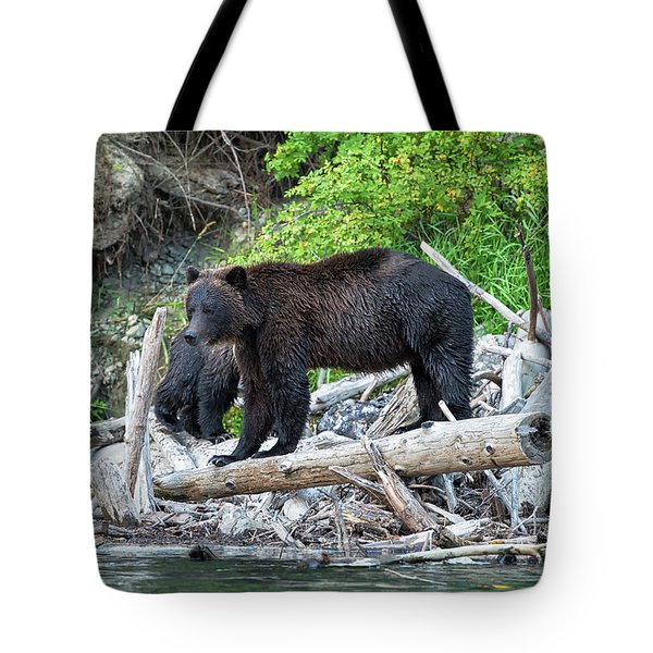 From The Great Bear Rainforest Tote Bag