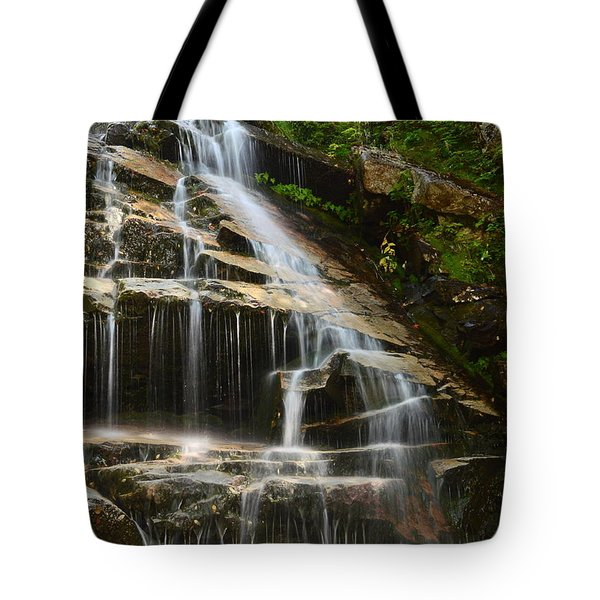 From The Highest Peaks Tote Bag
