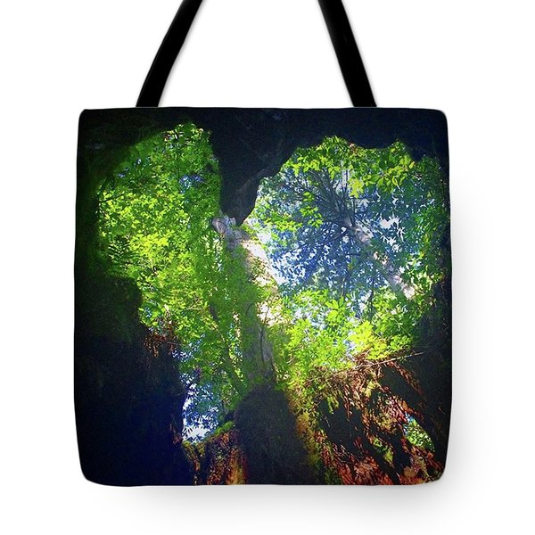 Wilson Stump Tote Bag