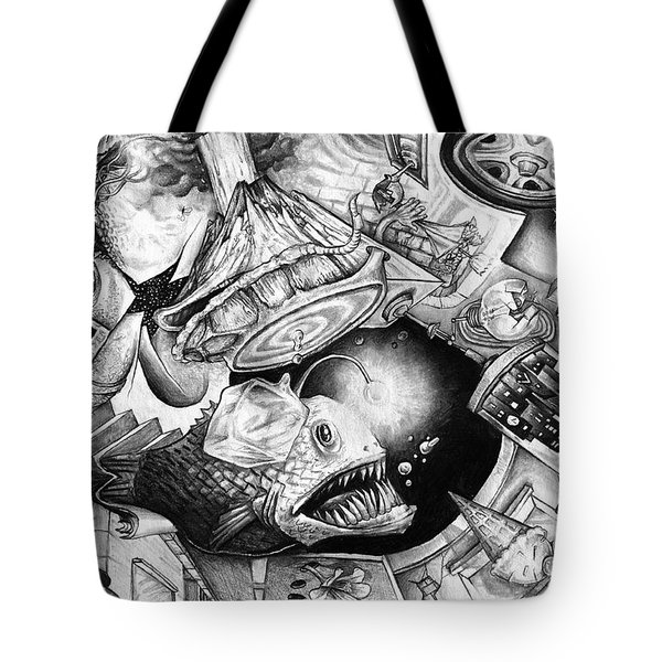 From The Mind 1 Tote Bag