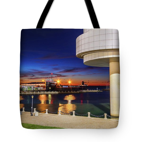 From The Rock Hall Tote Bag