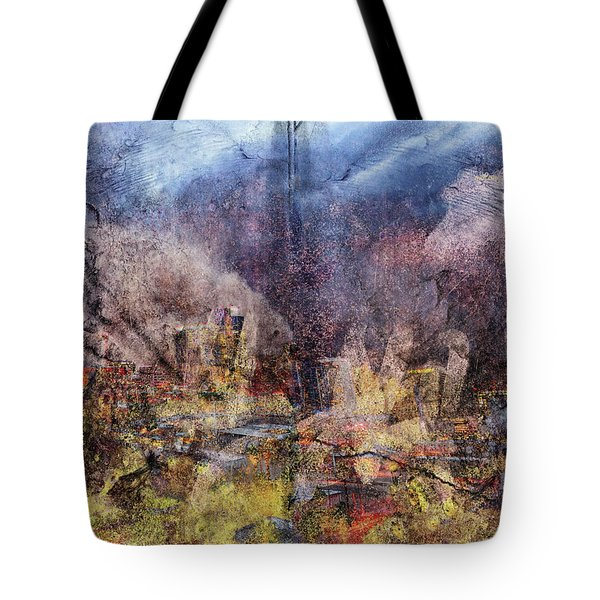 From The Rubble Tote Bag