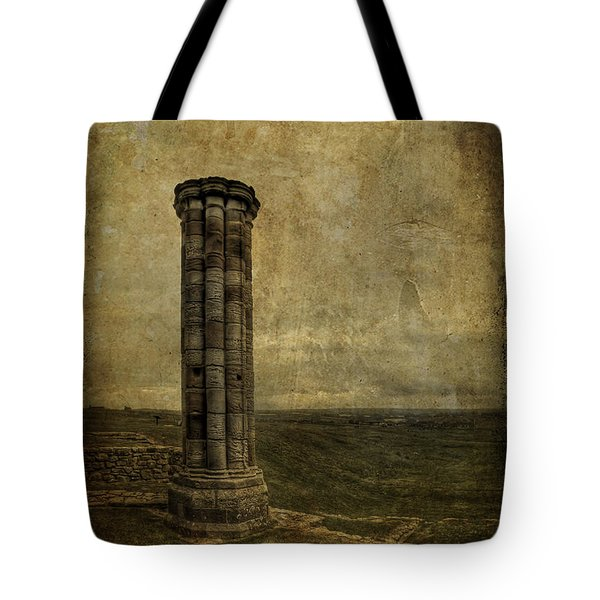 From The Ruins Of A Fallen Empire Tote Bag by Evelina Kremsdorf