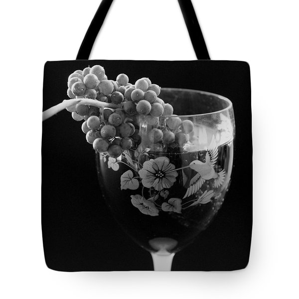 From The Vine Tote Bag