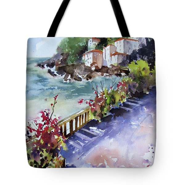From The Walkway Tote Bag