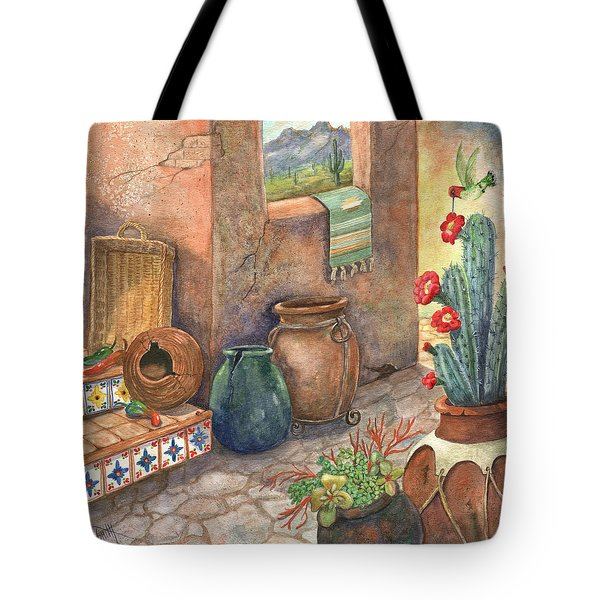From This Earth Tote Bag