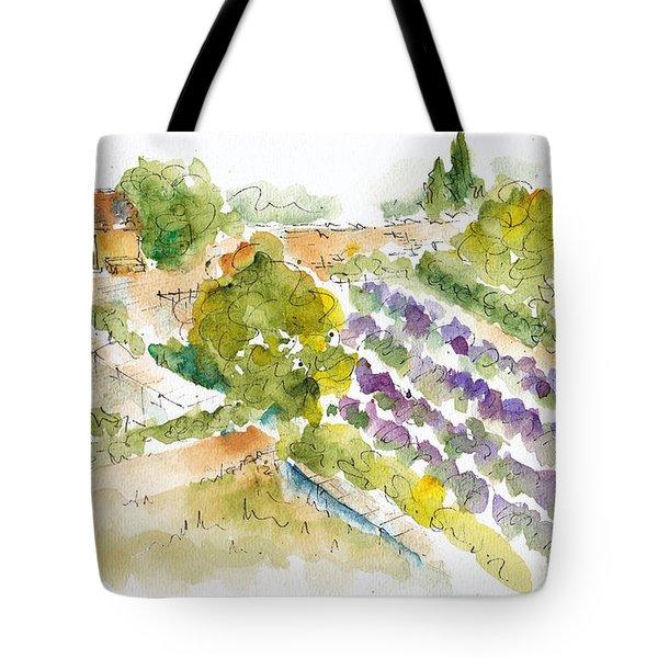 From Van Goghs Window Tote Bag